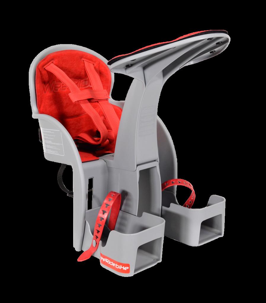 WeeRide® SAFEFRONT predná detská cyklosedačka