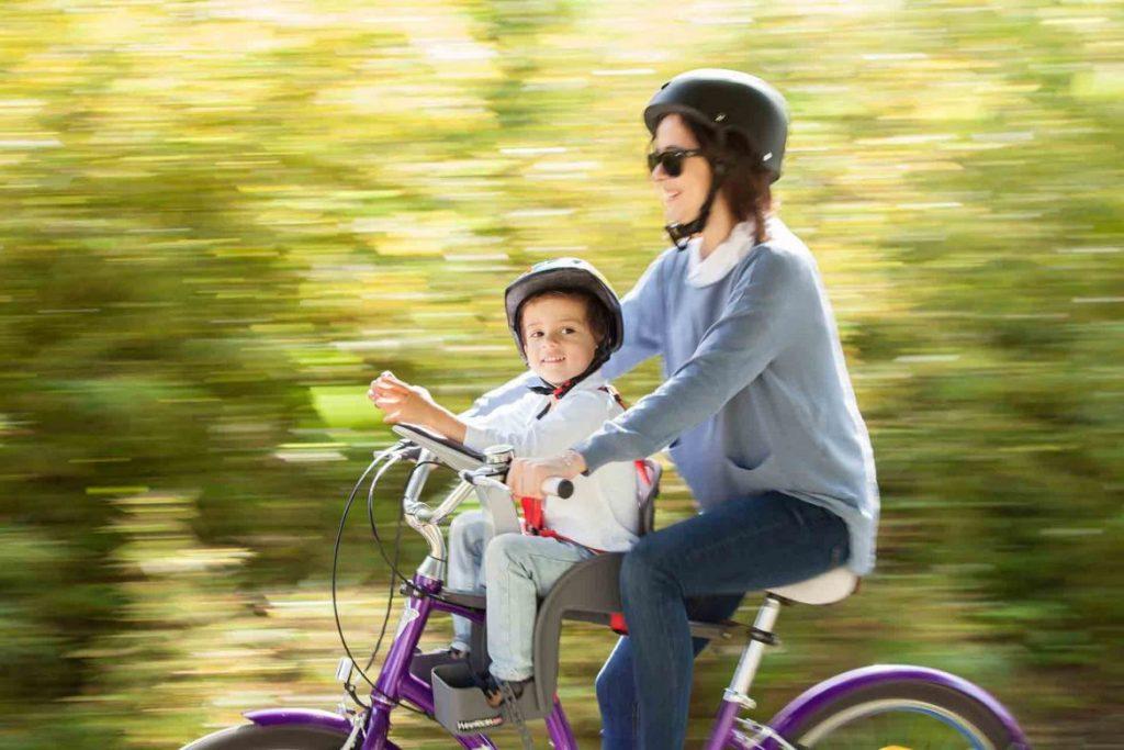 Výber detskej cyklosedačky